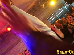 Cfnm party teens fingered
