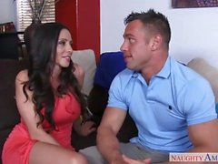Mom Ariella Ferrera Sweet Sucks Fat Cock Son