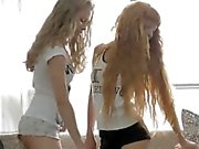 Hairy redhead milf squirt first time 2 chicks poke 1 boy ver