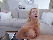 An horny Stepmother. AF