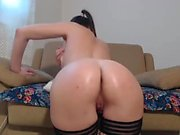 Teen Girl Solo Masturbation and Striptease 7