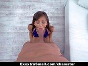 ExxxraSmall - Tiny Teen Fucked With Huge Cock