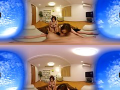Asian Pet Girl in virtual reality more at vrpornjack