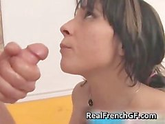 Pussy licked french slut gets part1