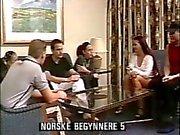 Norwegian Beginners 5 orgy and nurse scene