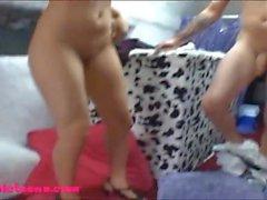 icecream truck teen schoolgirl puffy black hair.mp4