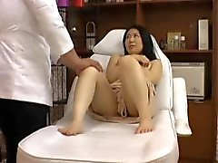 Beauty Parlor Massage Spycam 1