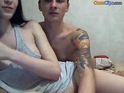 teen monicute fingering herself on live webcam