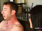 CumSee - StepSister is trying anal for the first time-Part 1