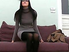 Hot girl pussy spanking