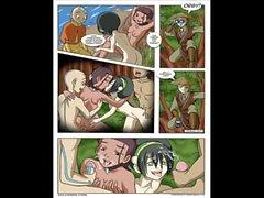 Avatar Porn Comics
