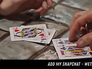 Plays Strip Poker With Stepd HER SNAPCHAT - WETMAMI19 ADD