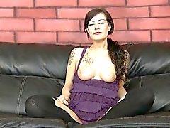 Sexy slut brutal anal orgasm