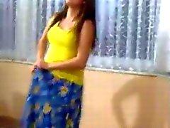 Turkish teen hot dance