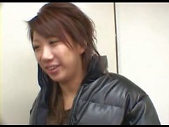 Zenra Japanese Girl Pick up from street to do Adult Games
