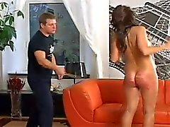 Spanking Russian
