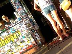 teen in shorts 41