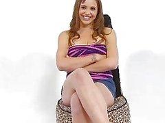ThisGirlSucks Busty teen Sabrina Taylor handjob ti