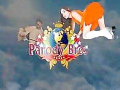 Seventies Porn Parody Classic