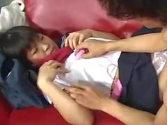 Japanese - Teen Schoolgirl Play