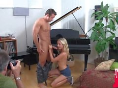 Cute Karla Kush Gets Her First Facial BTS