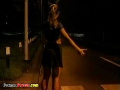 teen picked up for street anal by night
