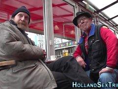 Amsterdam hooker riding