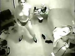 NOT My sister want to be a stripper. Hidden cam