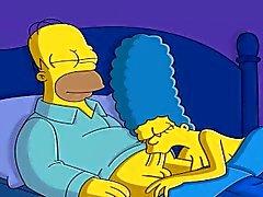 Cartoon Porn Simpsons Porn spycam, cam mom and dad