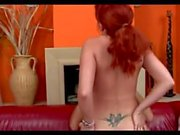 Mature Redhead Anal Drilled