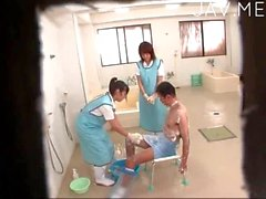 Sexy asian nurses make sex 04