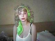Yulia Blonde Nurse