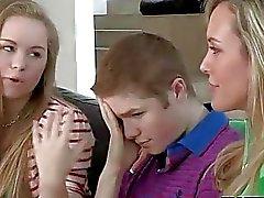 Hot Brandi Love teaches Madison Chandler