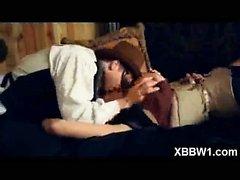 Kinky Sweet Tickling BBW Screwed