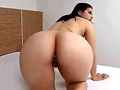 Teen Big Ass Anal Big Cumshot - Bunda Grande