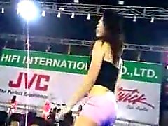 thai motorshow girls