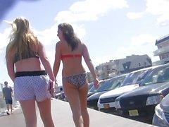 Bikini Teen Nice Jiggle