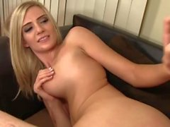 Romeo Price Bangs Hot Blonde Amanda Tate HD