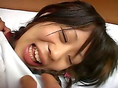Fresh japanese schoolgirl fucked hard for hot fun