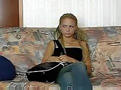 Young Czech girl fucked hard