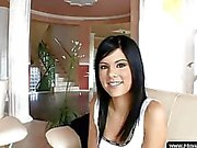 Teen Madison Parkers first porn scene