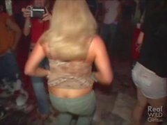 RWG Sexy Foam Party Hoes Wild Coeds Naked Spring Break