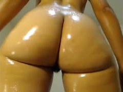 Amateur Teen Dances and Teases Solo on cam