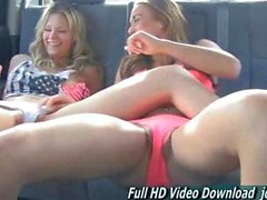 Mary and Scarlet Porn Ftv best friend and college mate