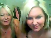 Ugly Blonde Chicks Teasing