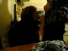 Teenager emo blowjob that is English