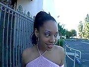 Jasmine - Interracial Audition