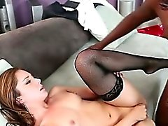 Cute pussy pussy creampie