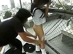 Public penetrate from Tokyo on the tower