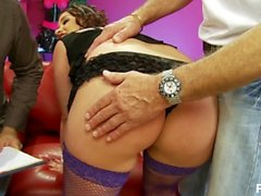 ben dovers knicker inspection - Scene 3